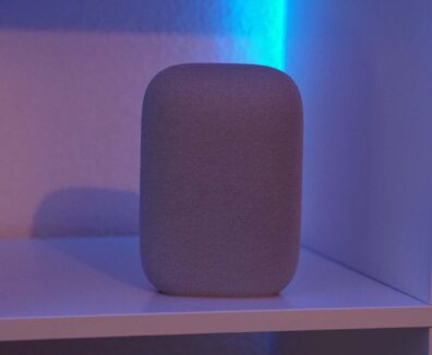 Googles neuer smart home Speaker