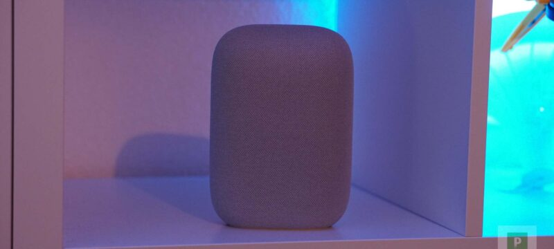 Googles neuer smart home Speaker