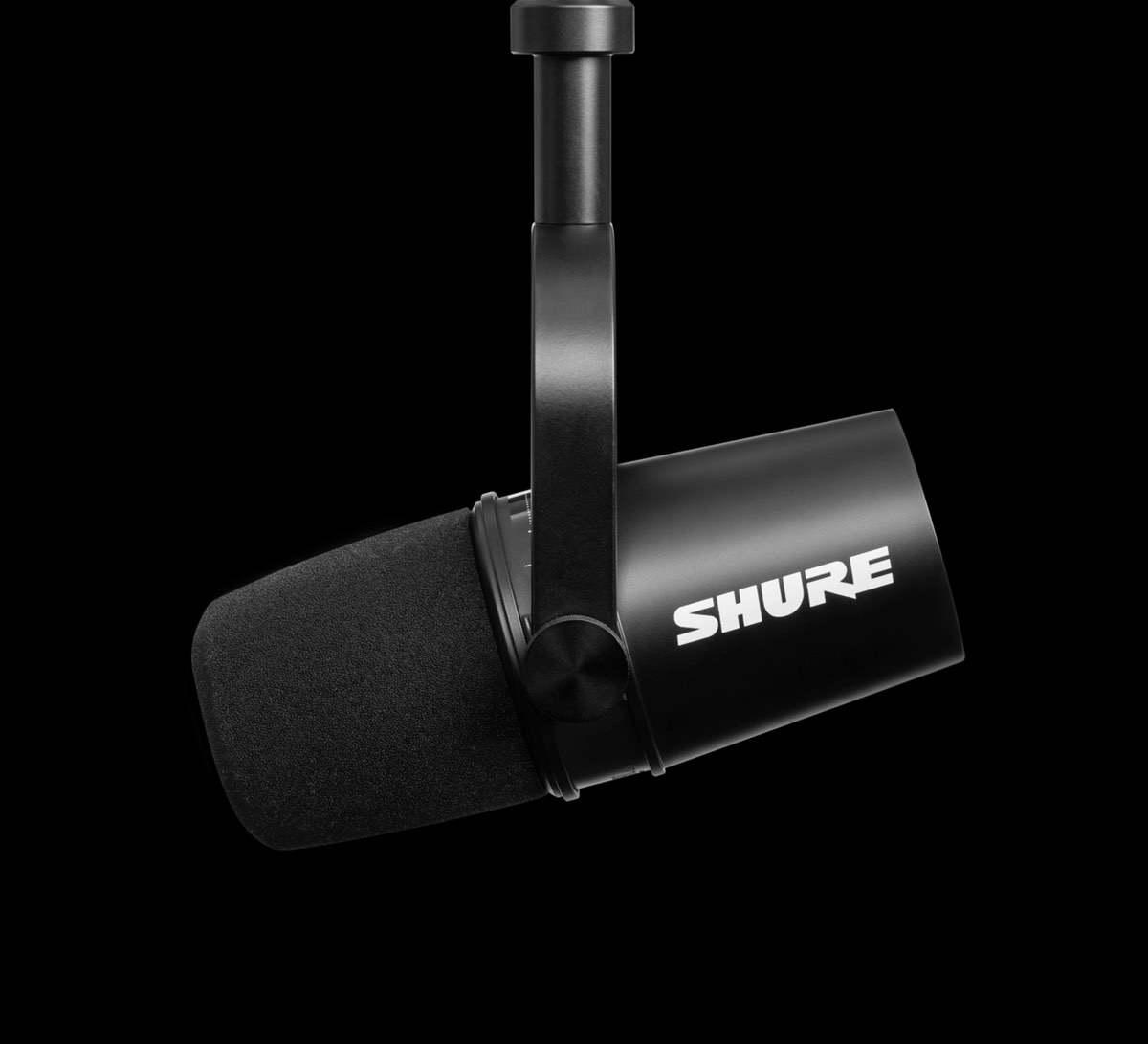 Shure MV7 – Neues Mikrofon der MOTIV-Serie vorgestellt
