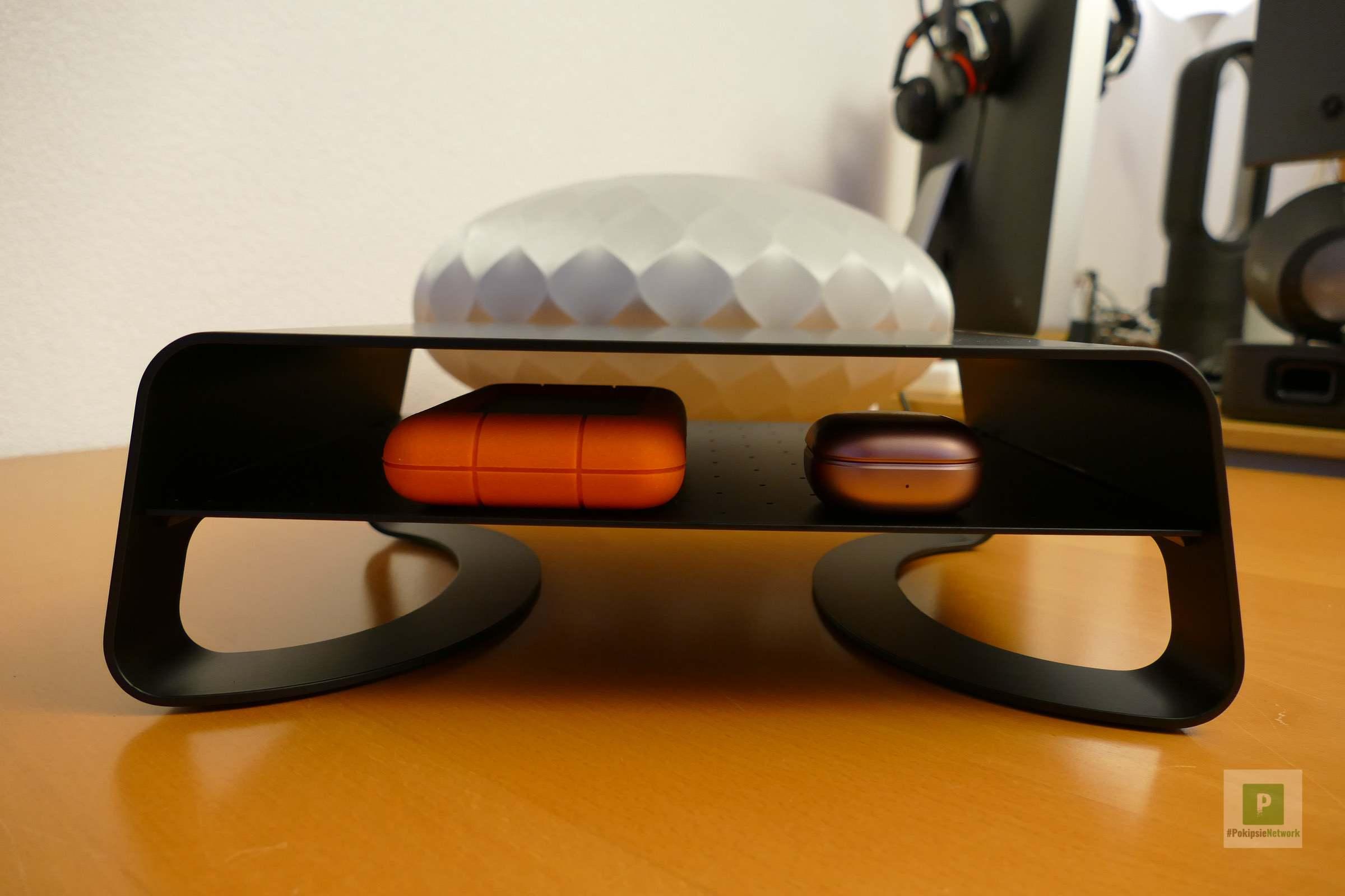 Festplatten und Kopfhörer