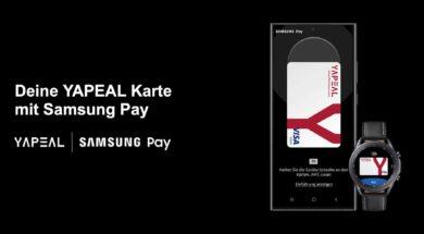 YAPEAL Samsung Pay