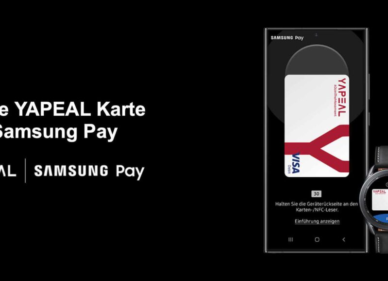 YAPEAL Samsung Pay