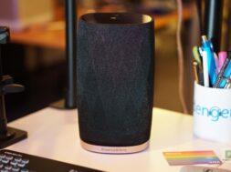 Gewaltiger Desktop-Speaker