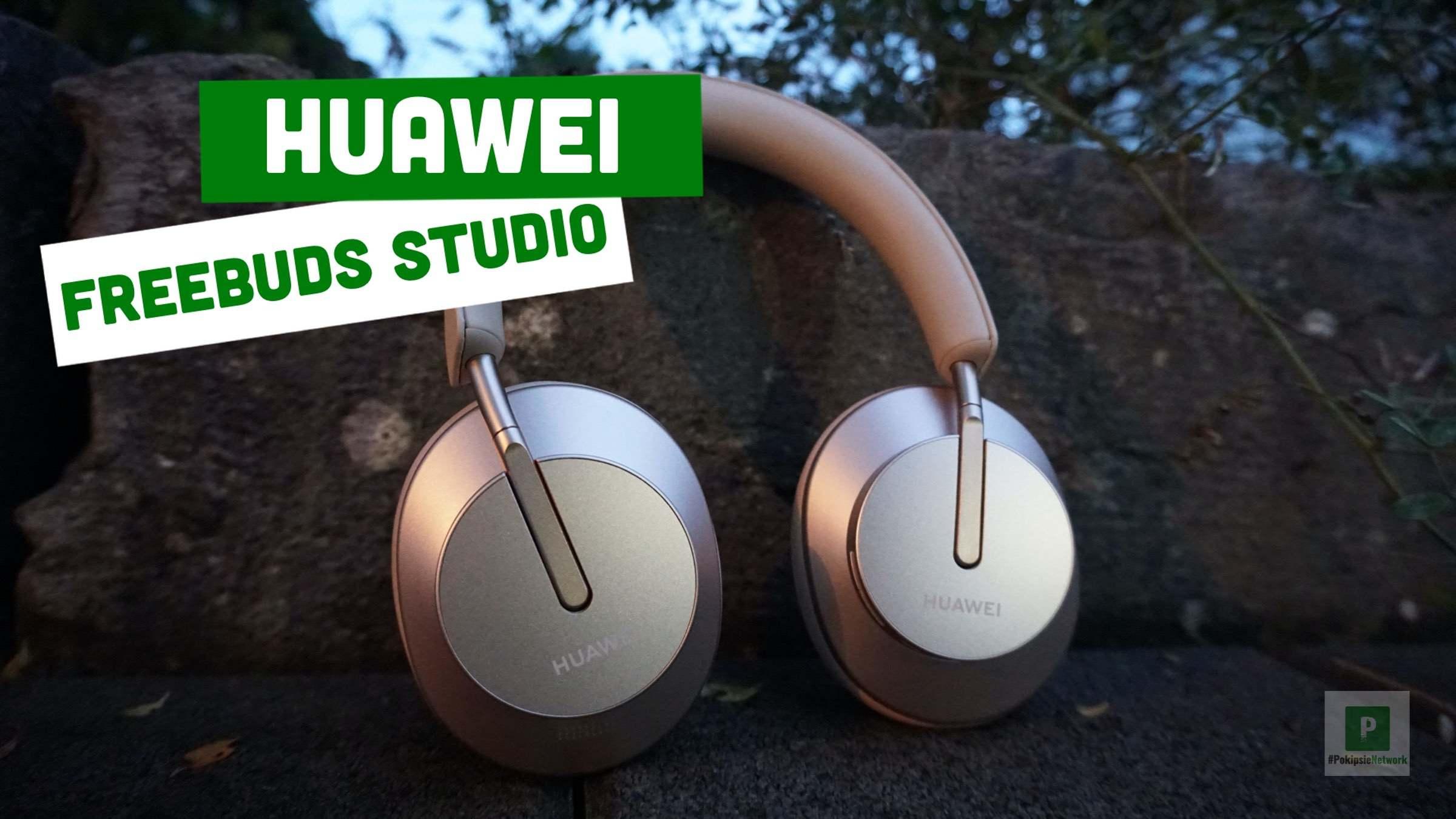 FreeBuds Studio – Over-Ear-Kopfhörer vorgestellt
