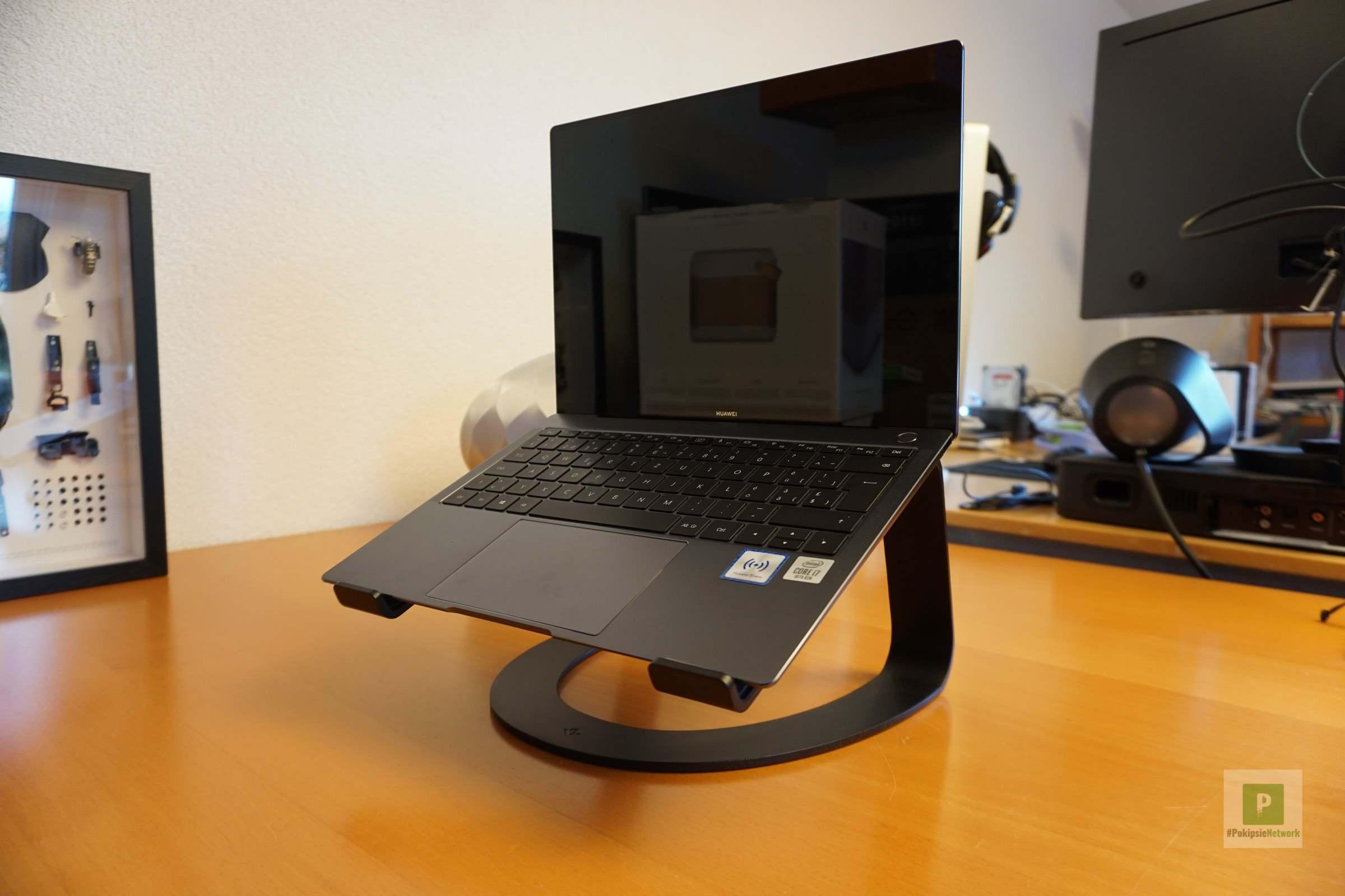 Twelve South Curve – Ergonomischer Blick auf dein MacBook / Ultrabook