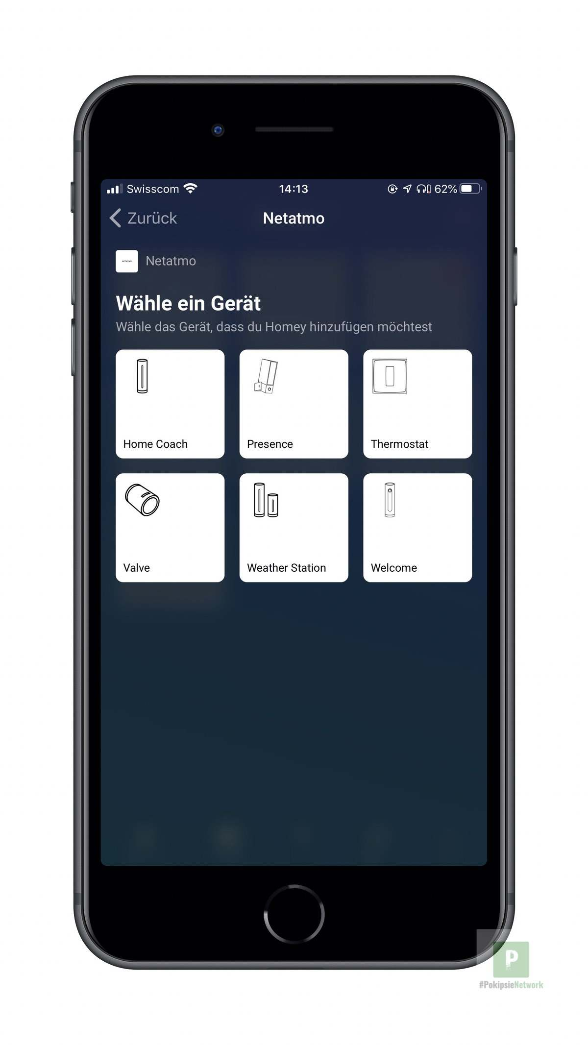 Smarte Wetter-Gadgets einbinden