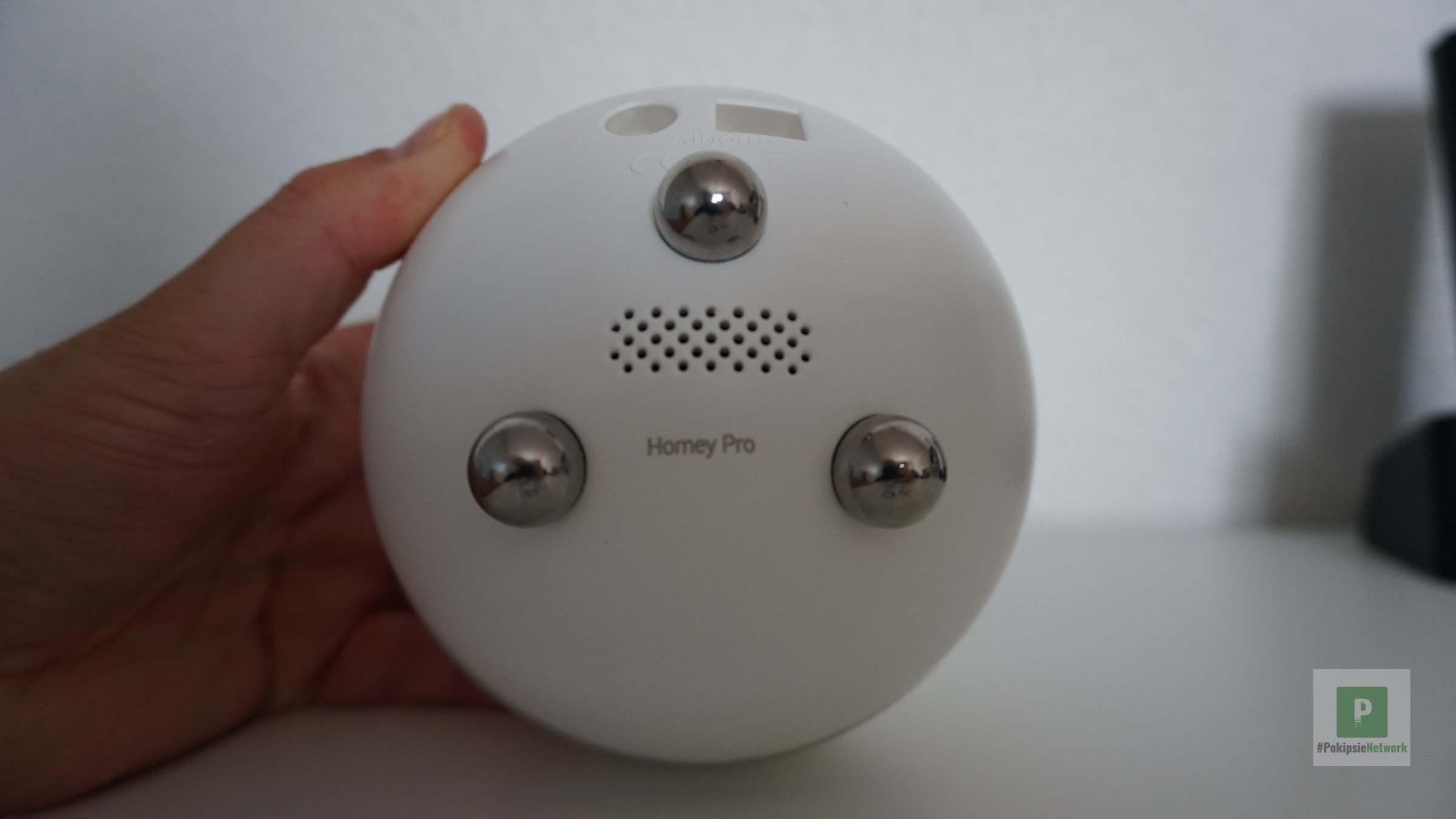 Home Pro und sein kleiner Lautsprecher