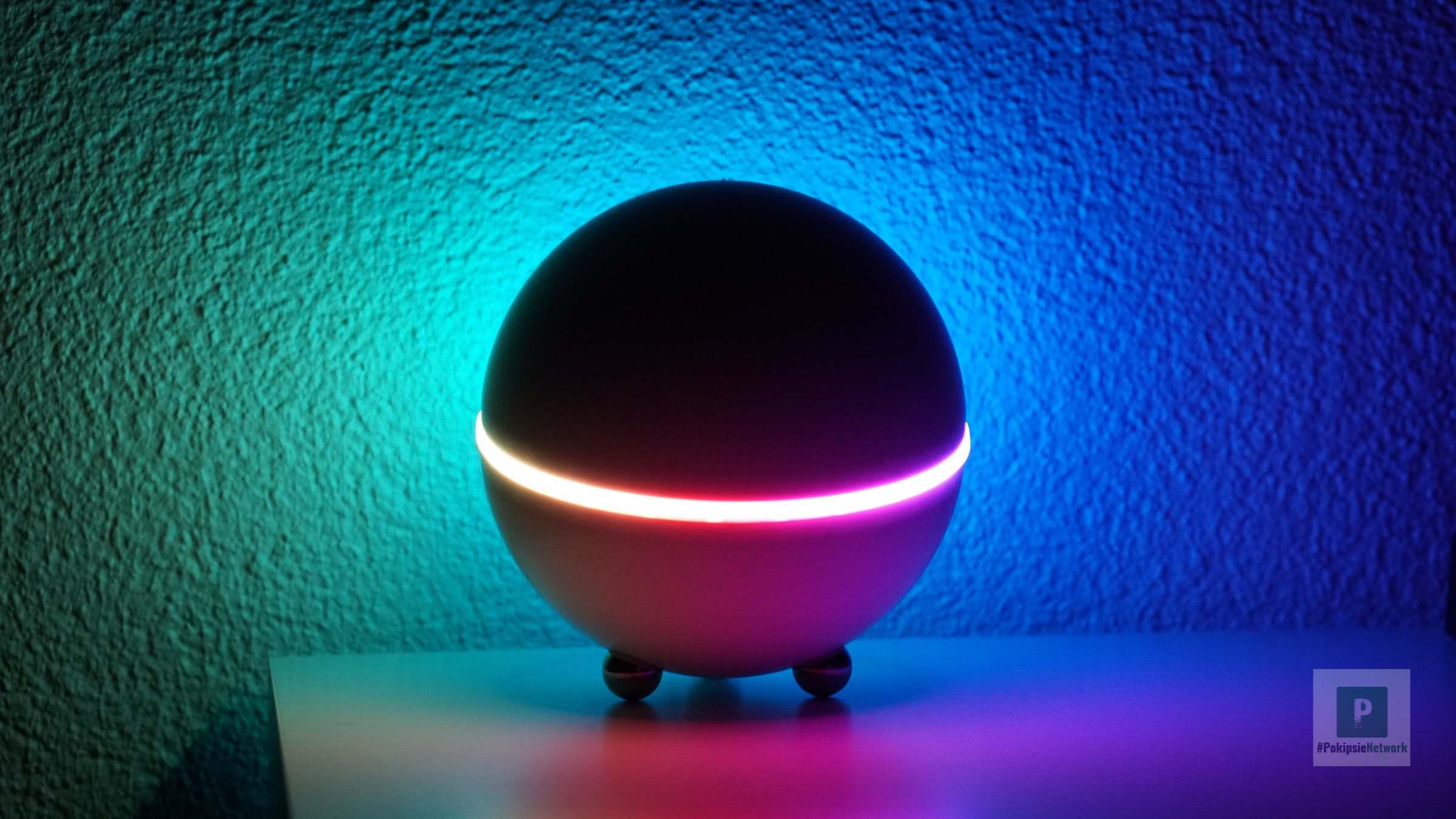 Schöne LED-Lichteffekte