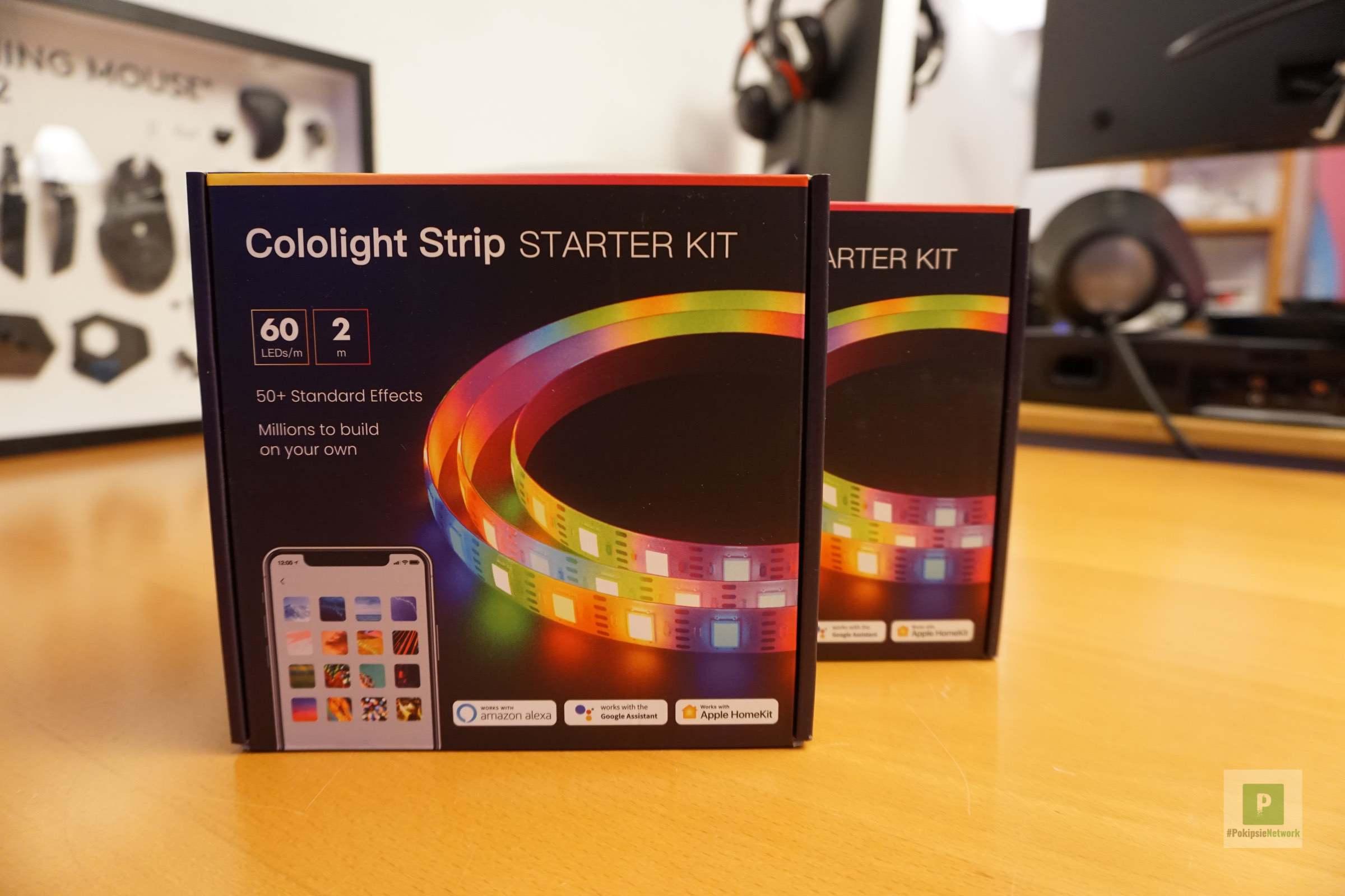 Cololight STRIP Test – Günstiger LED Strip mit HomeKit-Unterstützung