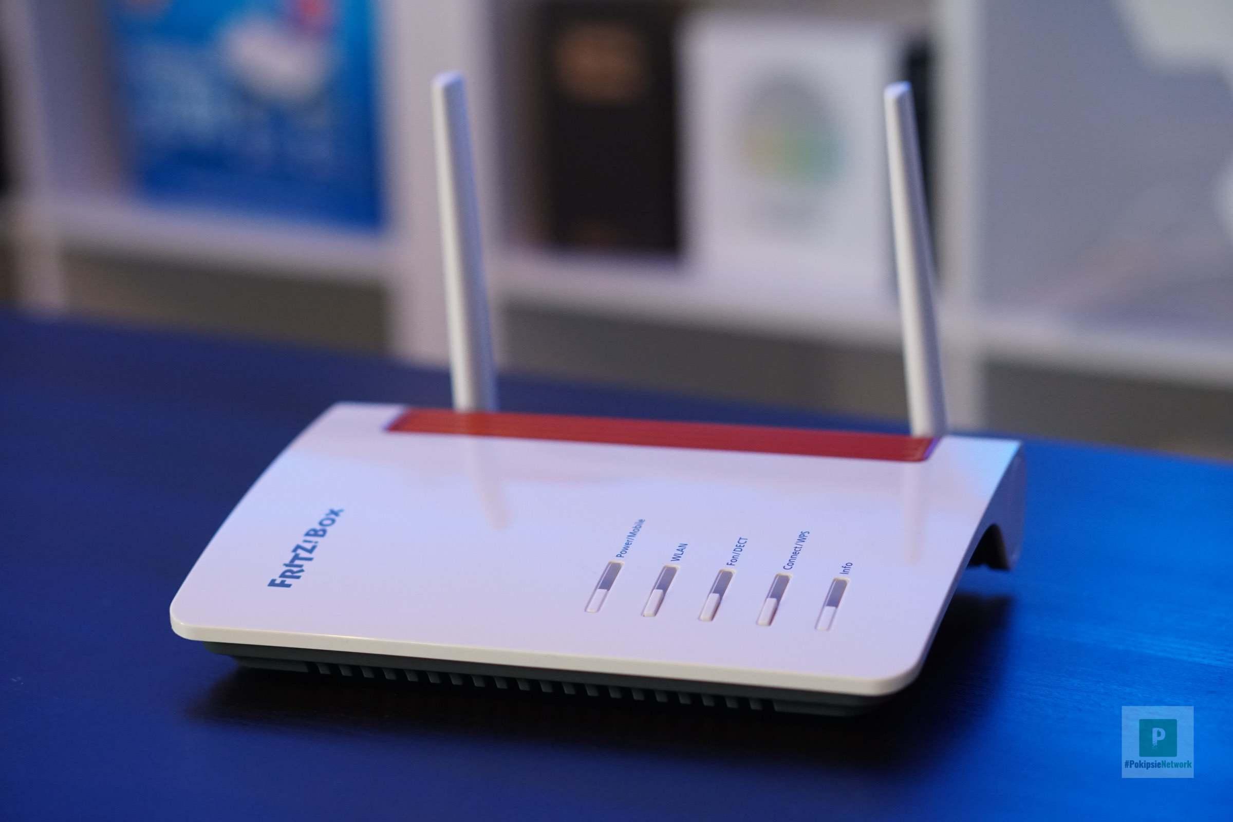 FRITZ!Box 6850 LTE – Jetzt auch in der Schweiz erhältlich