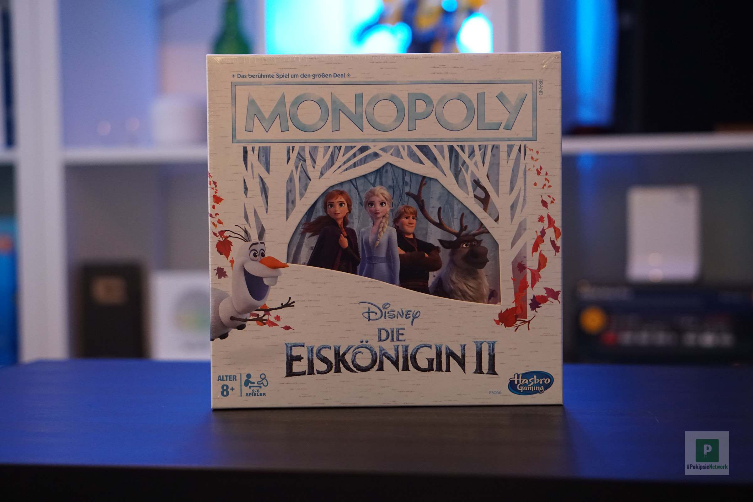 Die Eiskoenigin II - in Monopoly