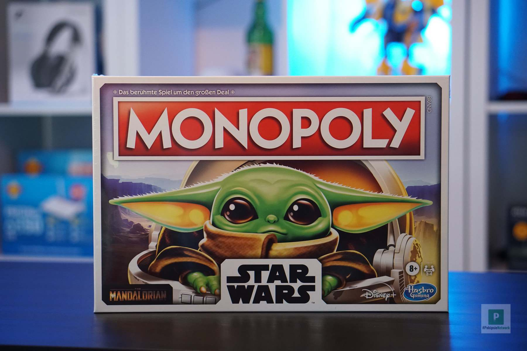 Hasbro - Monopoly - Star Wars The child