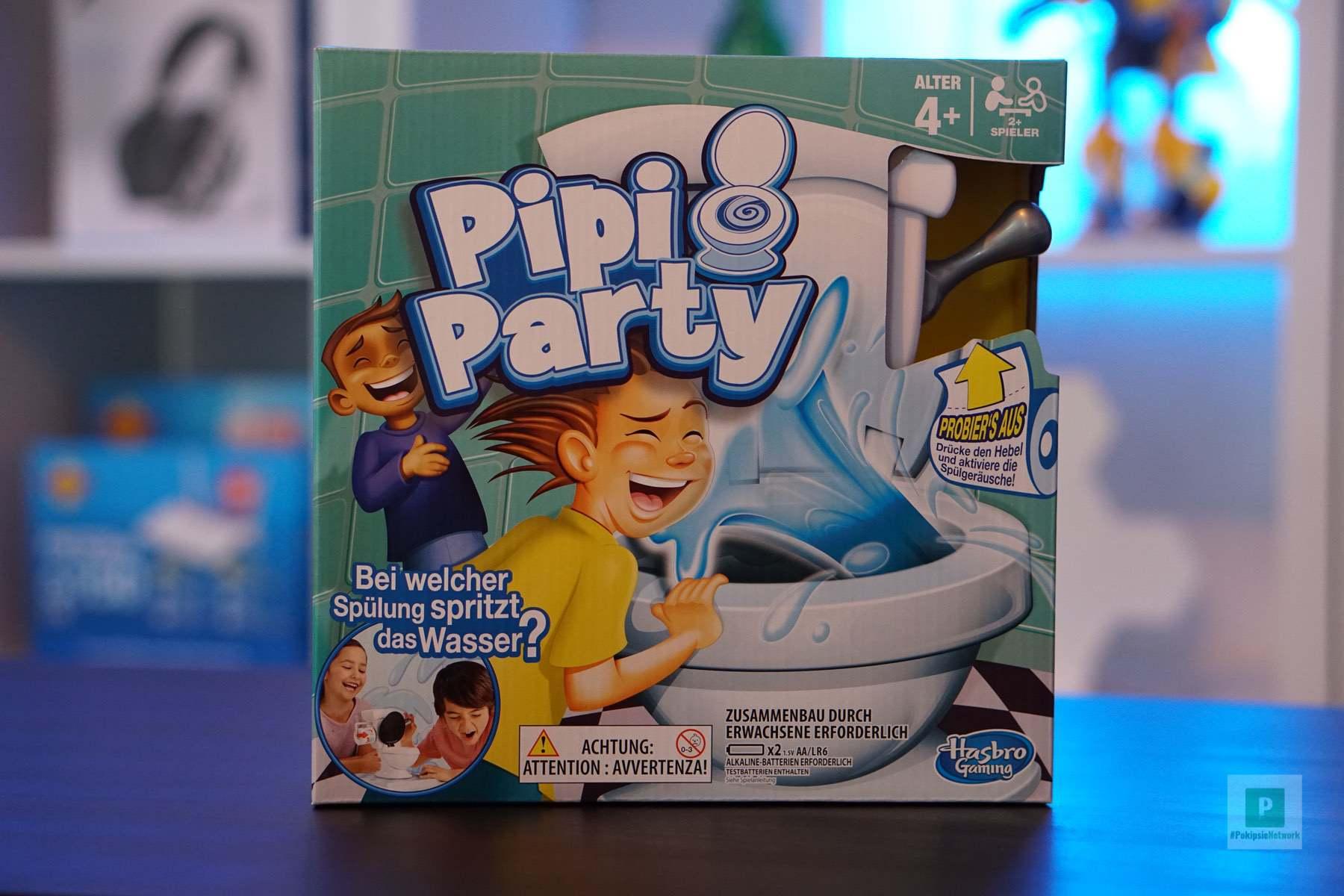 Hasbro - Pipi Party