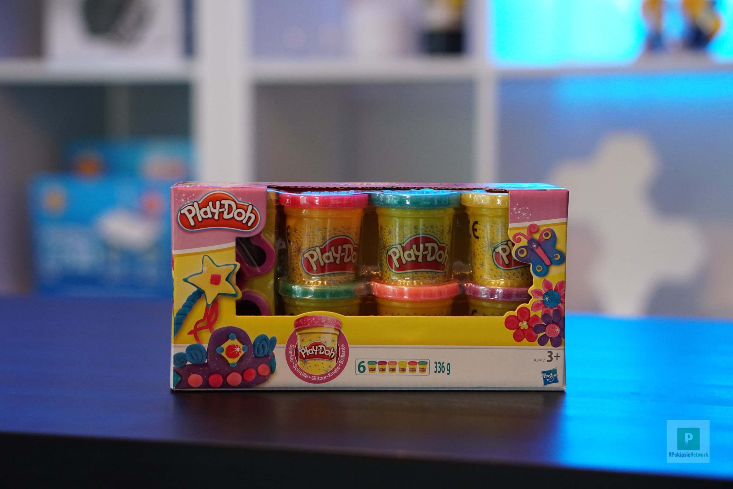 Play-Doh Glitzer-Knete