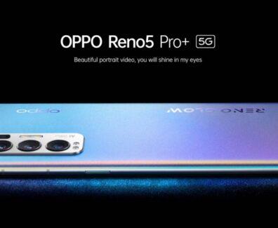 Oppo – Reno 5 Pro Plus