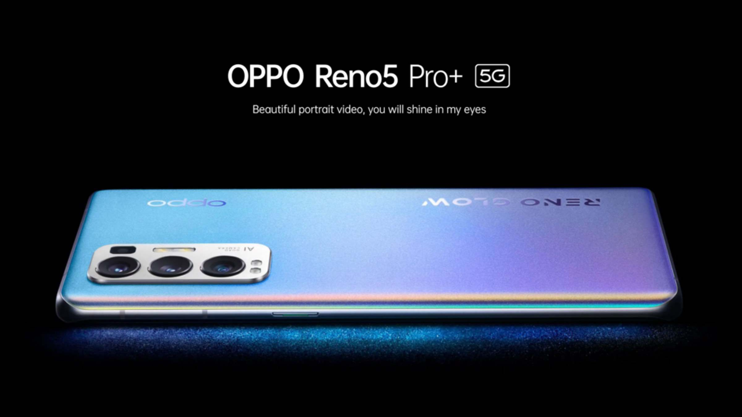 OPPO Reno 5 Pro+ – Top Smartphone zum schmalen Preis