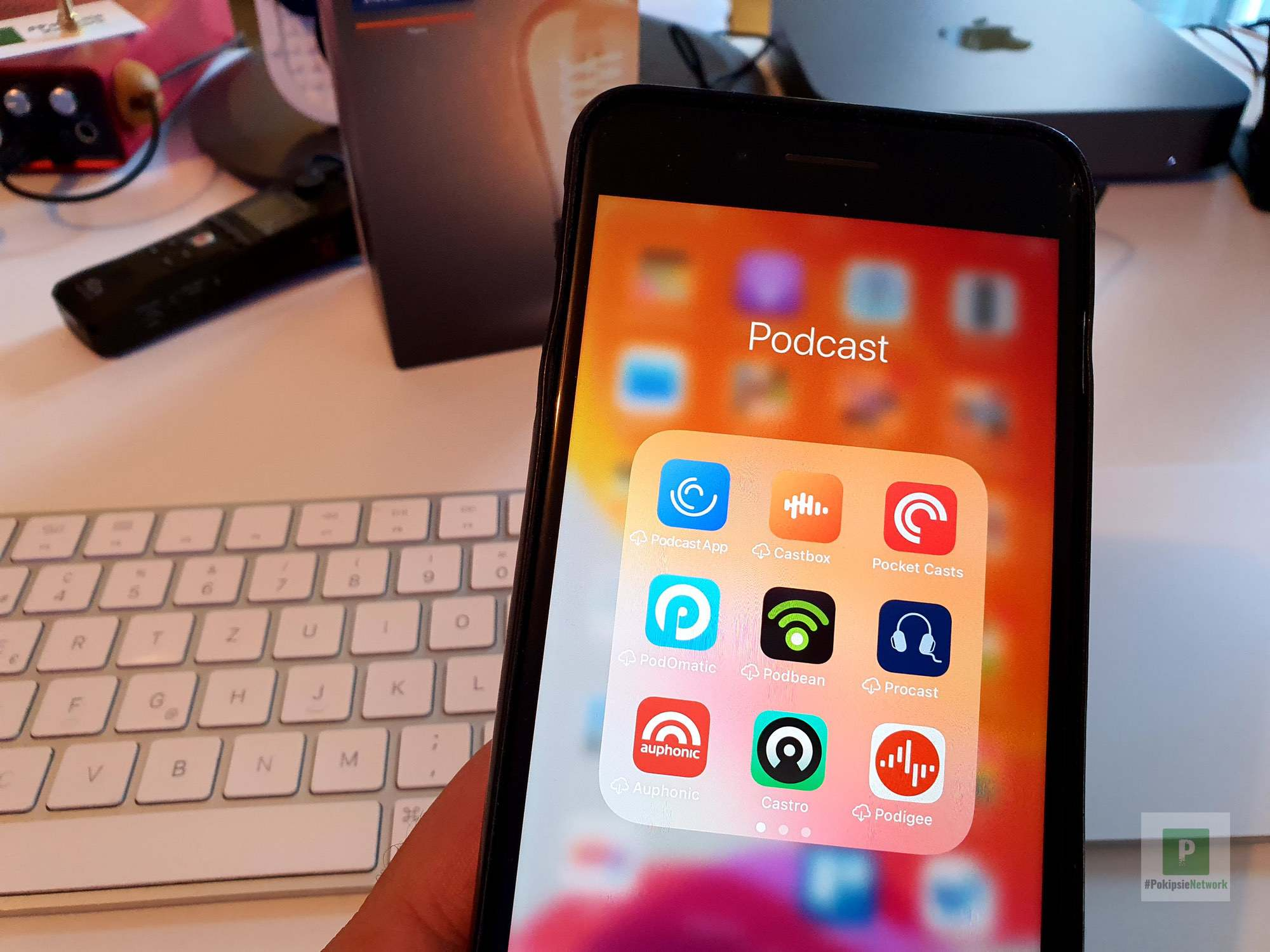 Podcast Apps für iOS