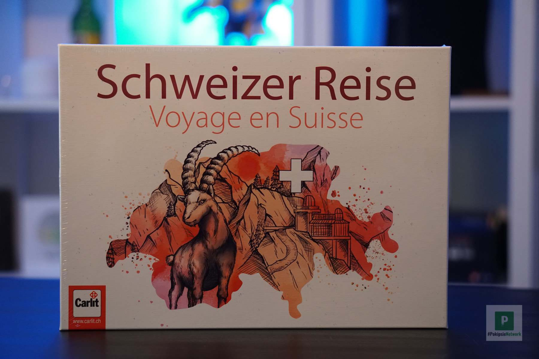 Schweizer Reise - Tour of Switzerland