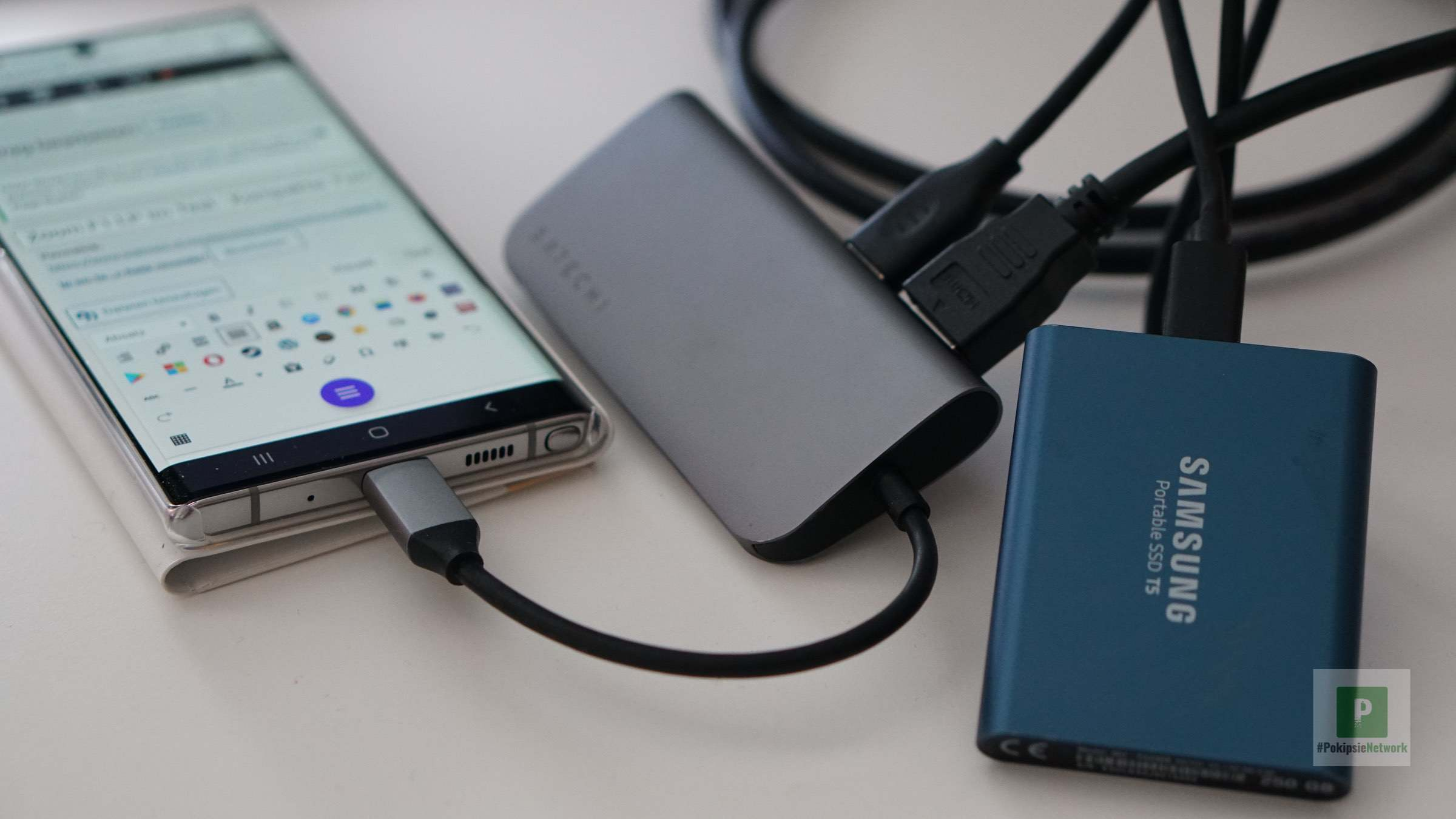 Samsung DeX – Home-Office in kompakt?