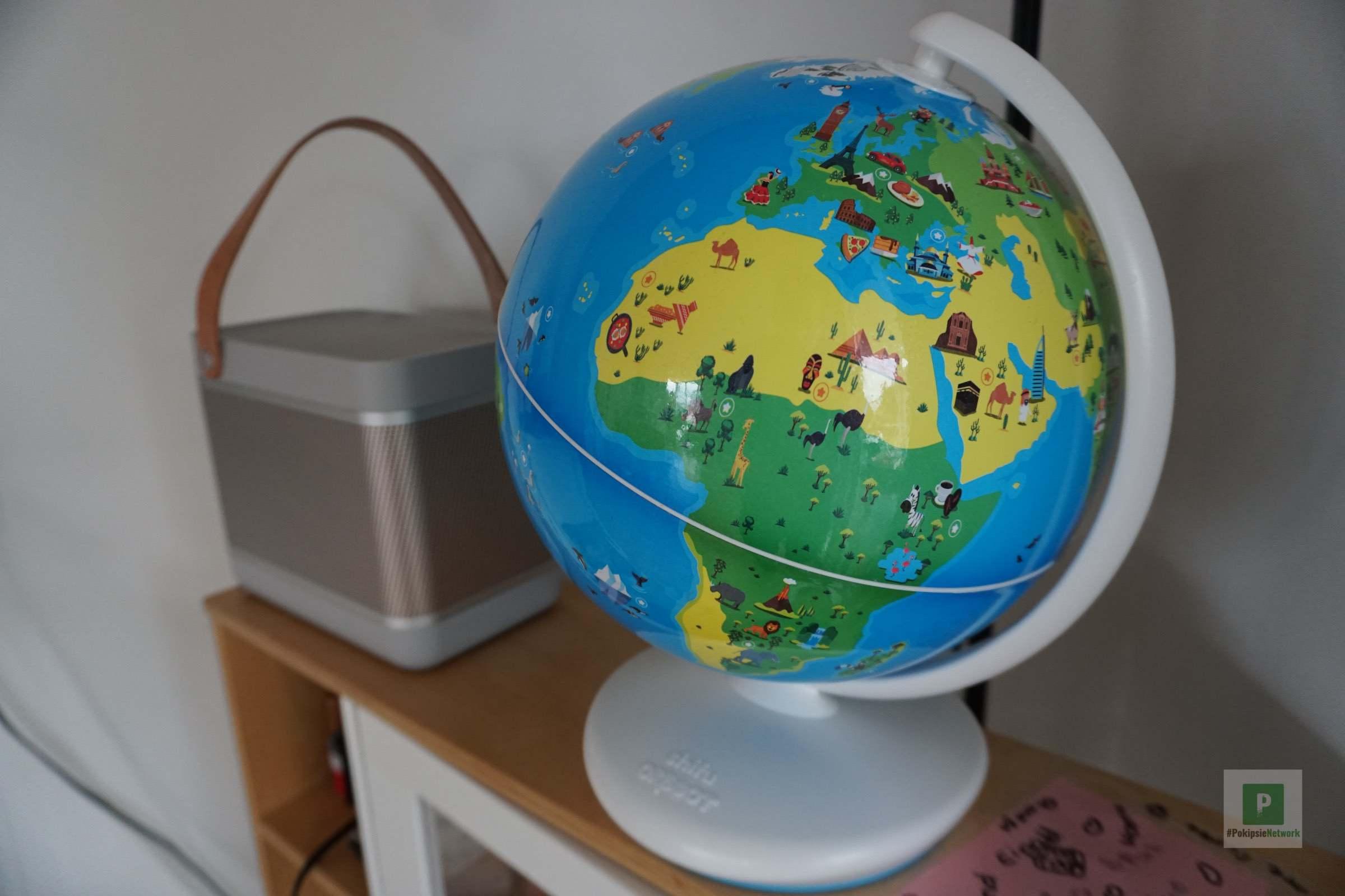Der Orboot Globus