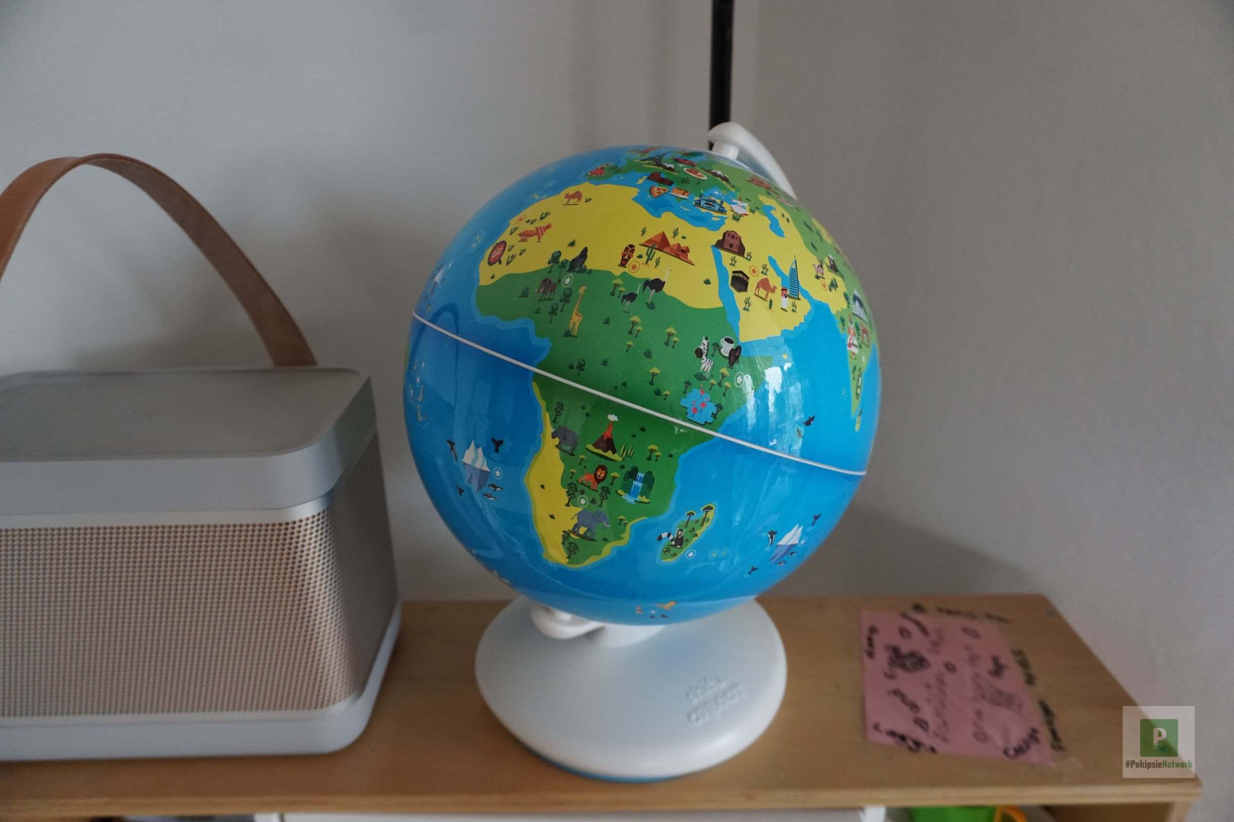 Shifu Orboot – Interaktiv am Globus die Welt entdecken