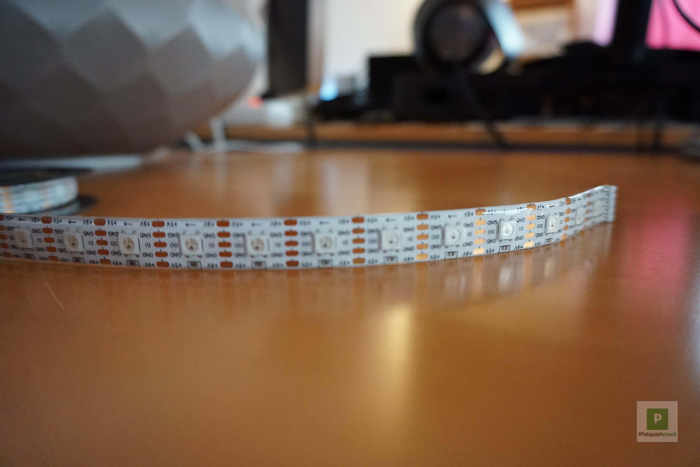 Die einzelnen LEDs