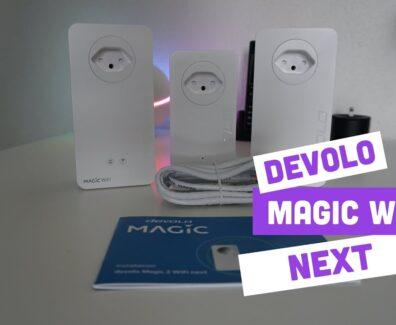 Devolo Magic 2 Wi Fi next