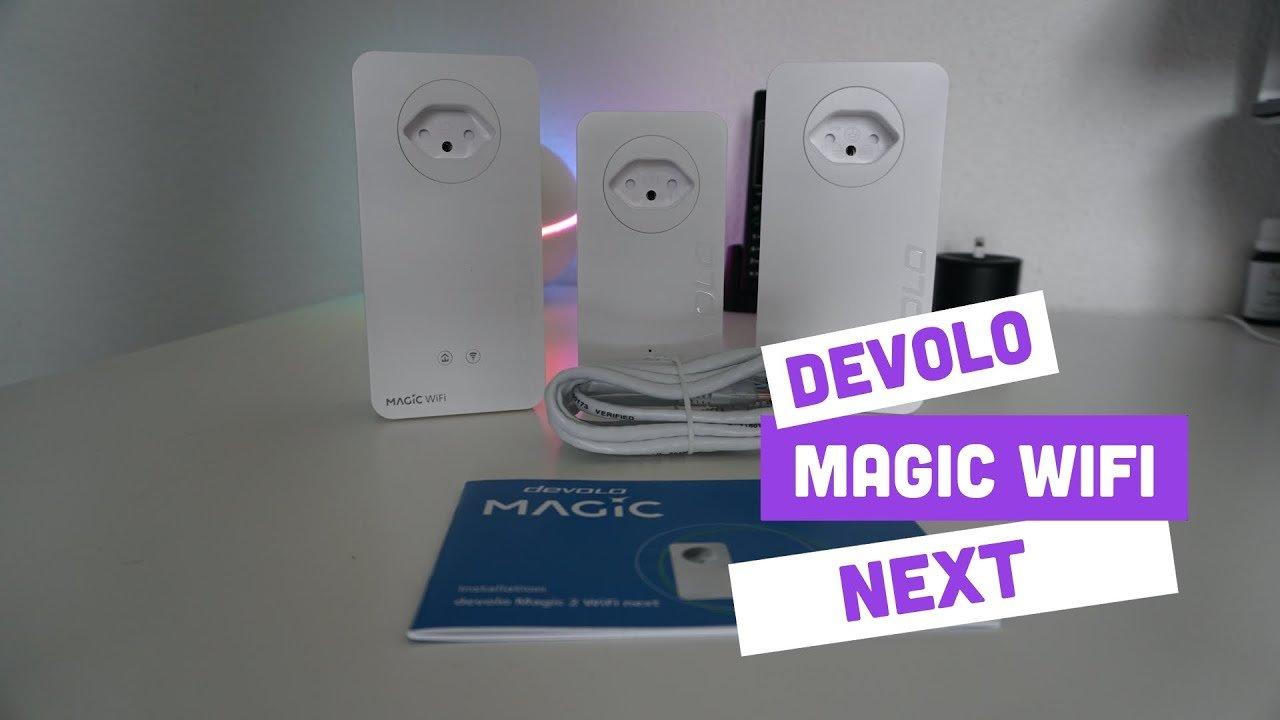Video – Devolo Magic 2 Wi Fi next