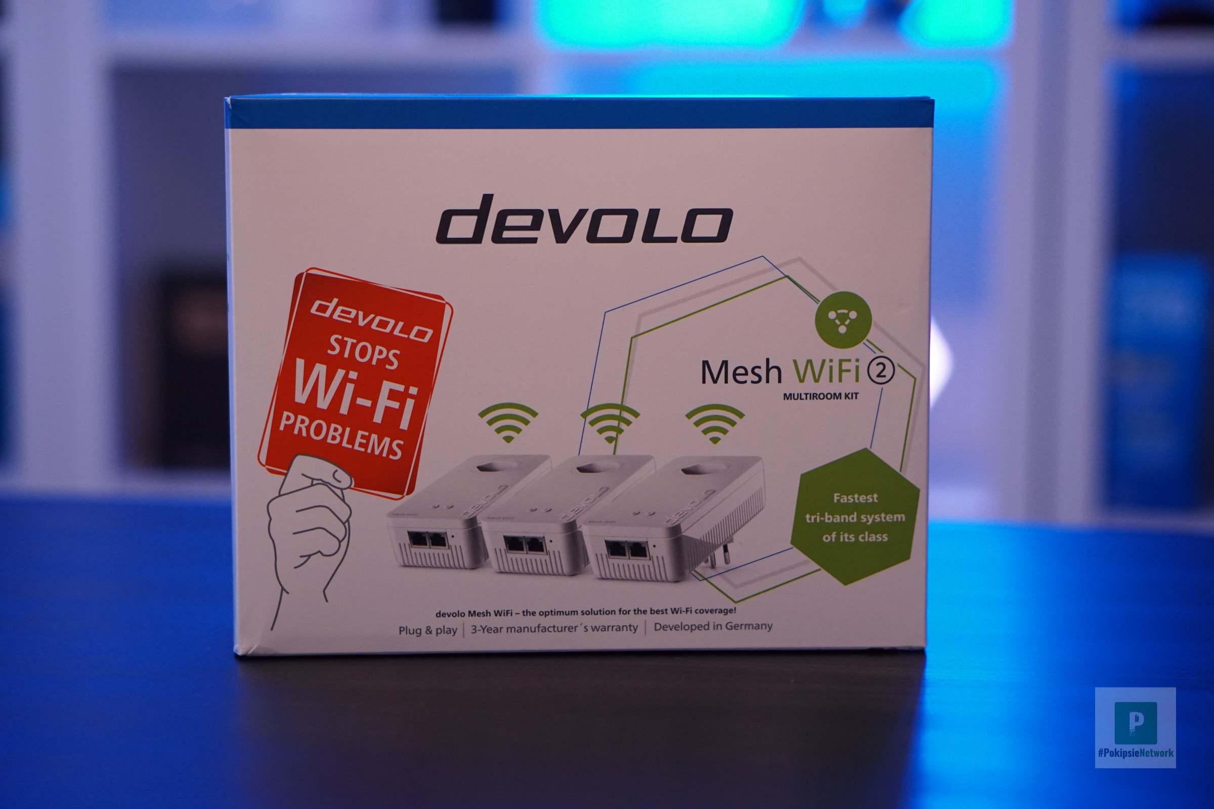 Video – Devolo Mesh WiFi 2