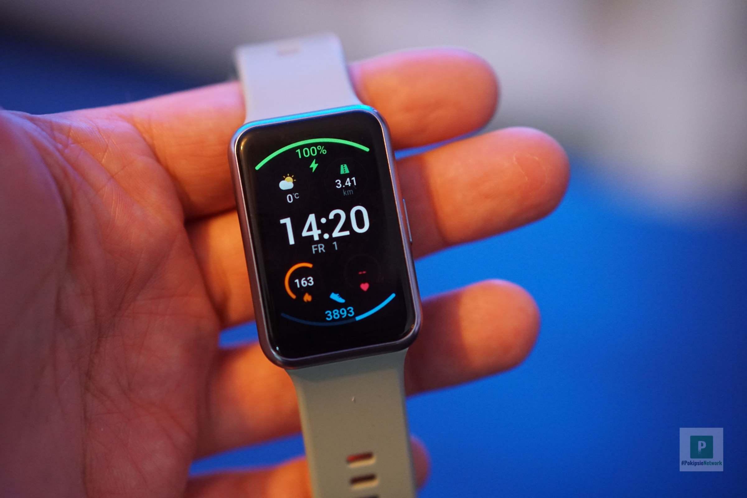 Huawei Watch Fit im Test – Nach vier Monaten im Einsatz