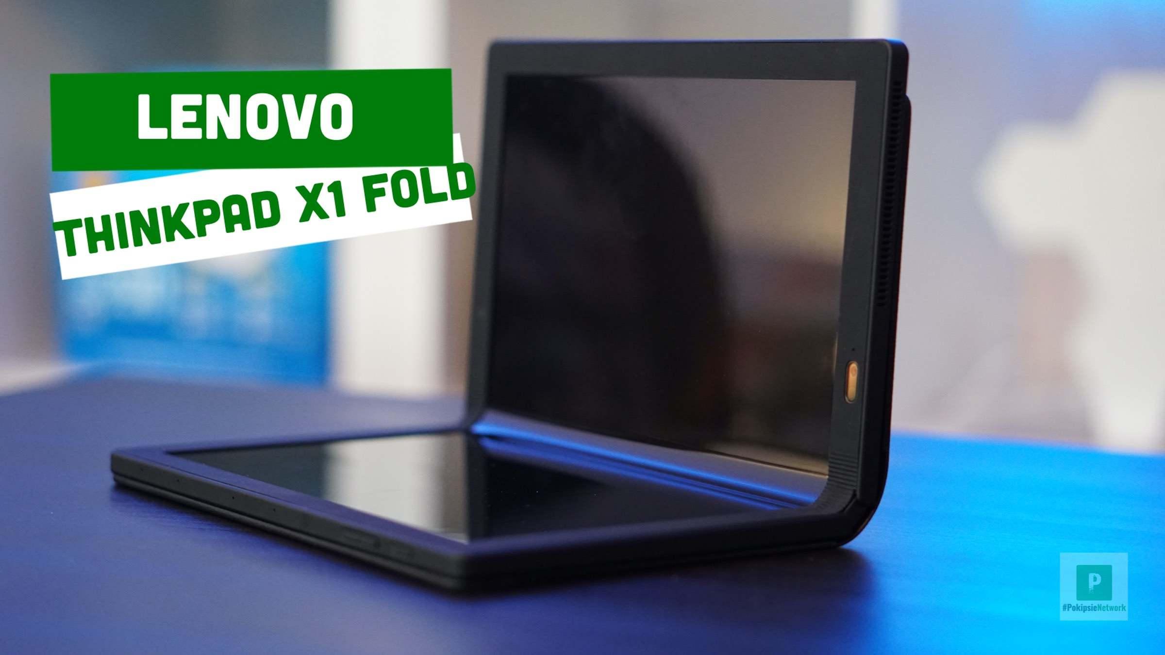 Video – Lenovo ThinkPad X1 Fold
