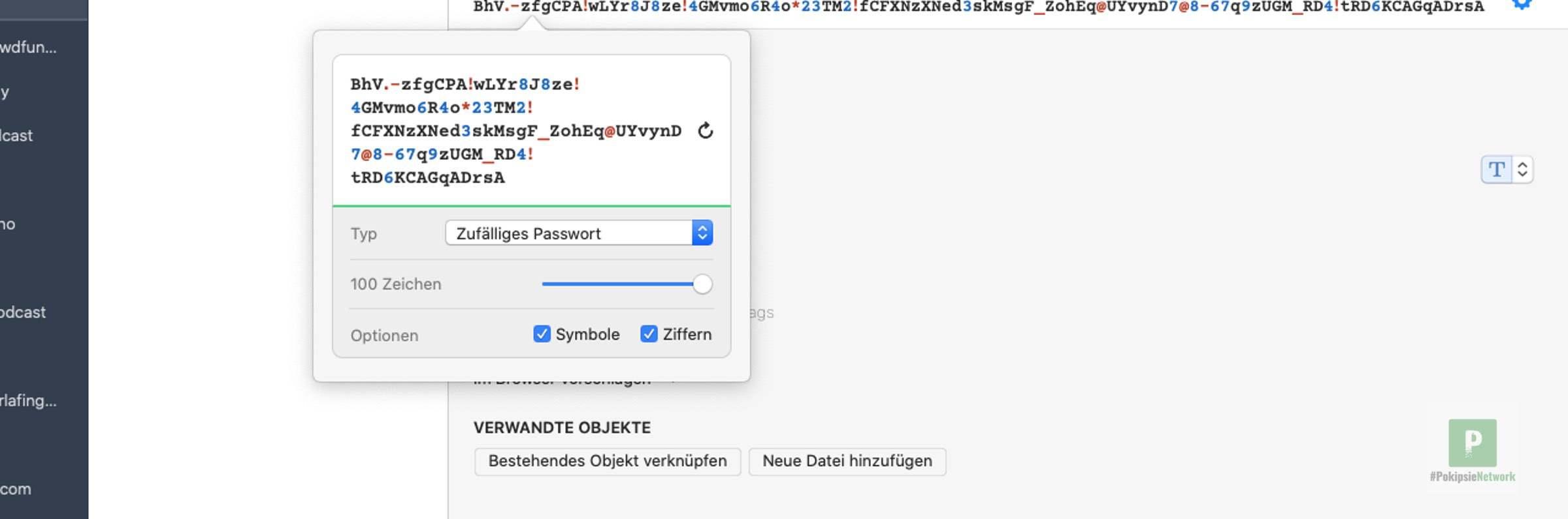 Der Passwort Generator
