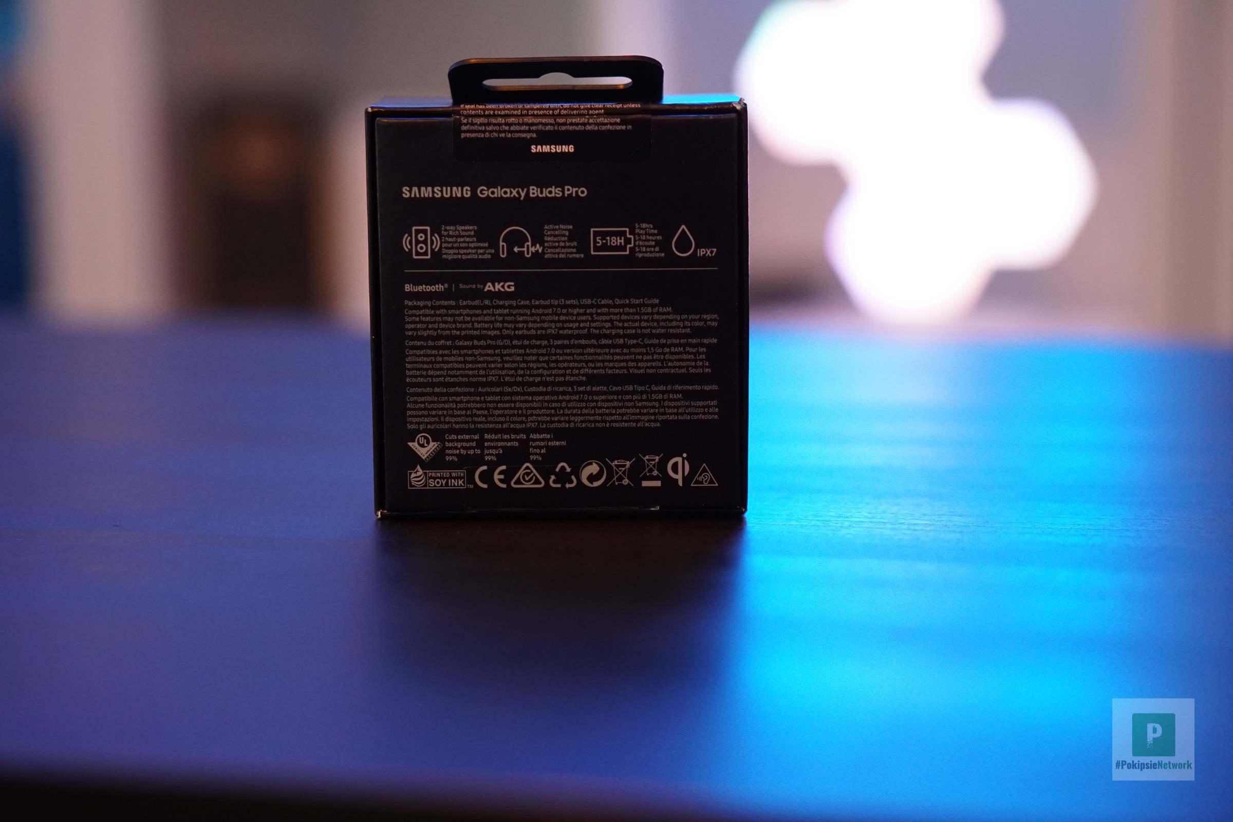 Die Schachtel-Rückseite