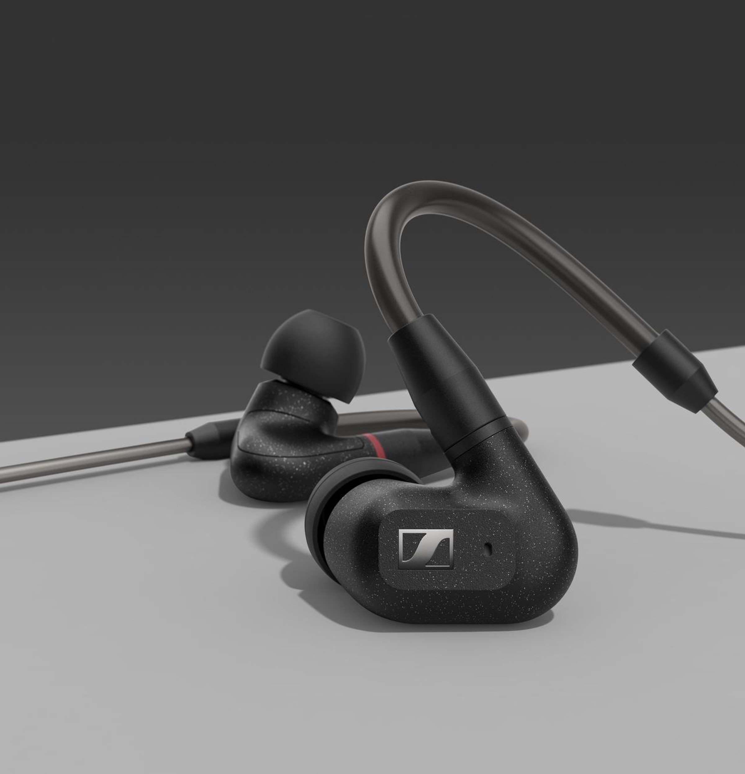 Sennheiser IE 300 – In-Ear Kopfhörer mit professionellem Bühnen-Monitorhörerdesign