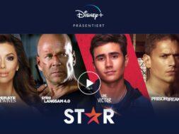 Star von Disney+