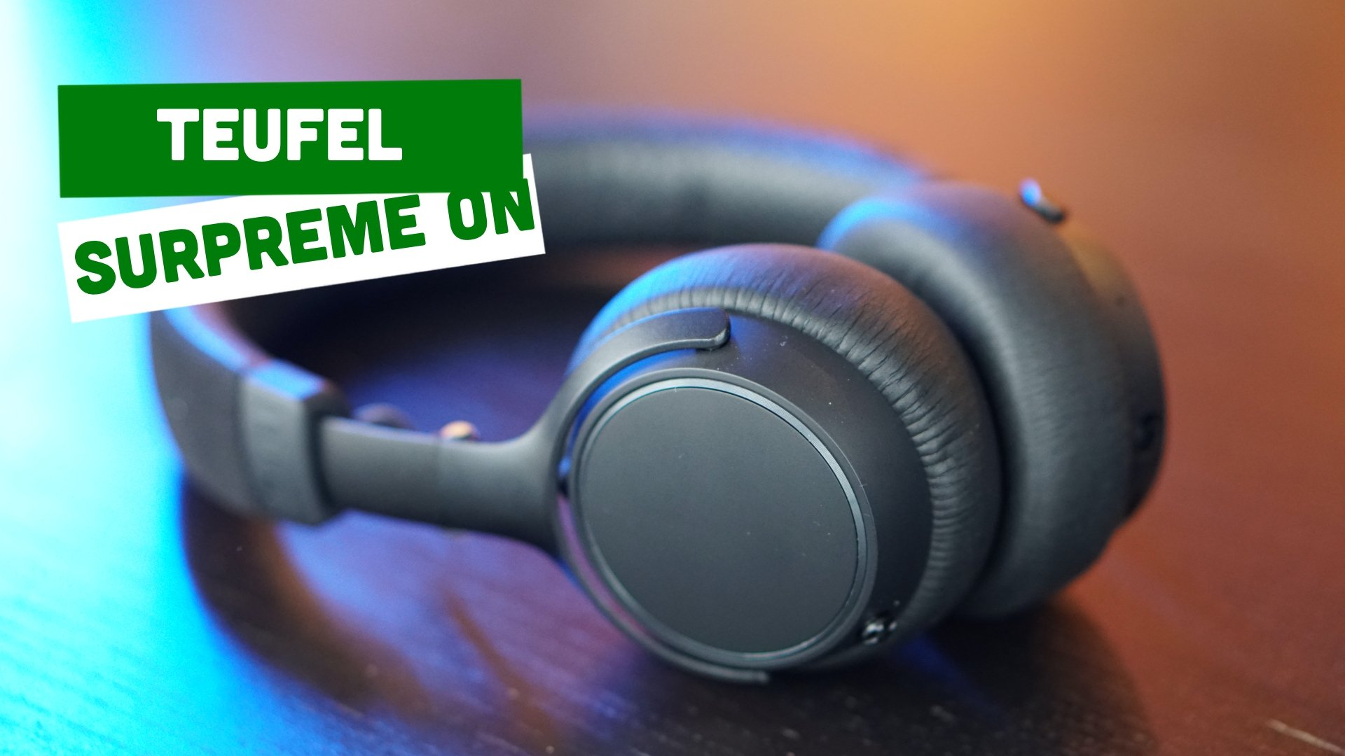 Video – Teufel SUPREME On