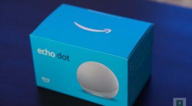 Sprachassistent vom Amazon