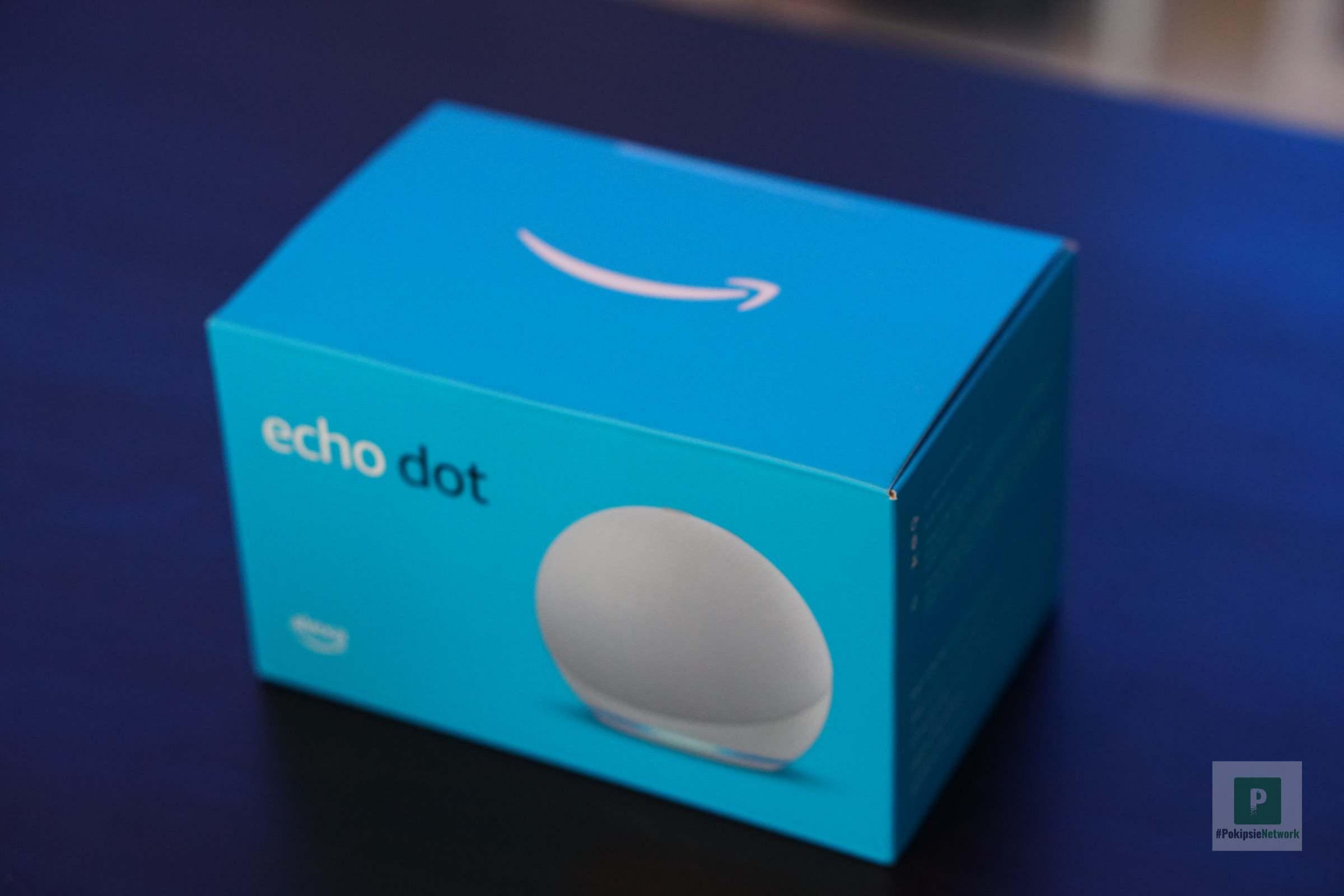 Amazon Echo Dot Test – Sprachassistent in der vierten Generation
