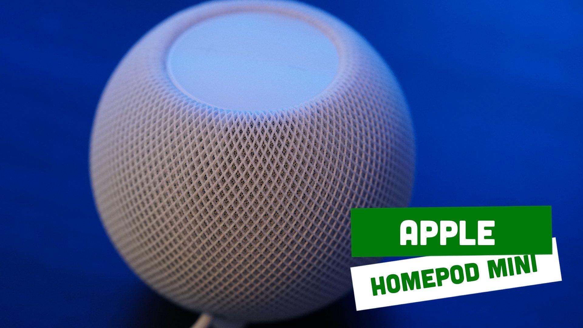 Video – Apple HomePod mini – Apples Einstieg ins Smarte zu Hause