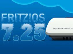 FRITZOS 7.25 fuer die FRITZBox 7590