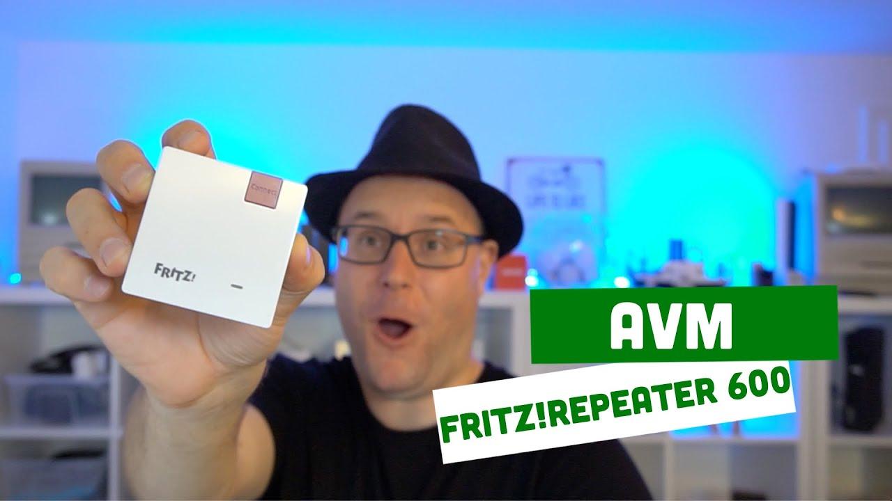 Video – FRTIZ!Repeater 600