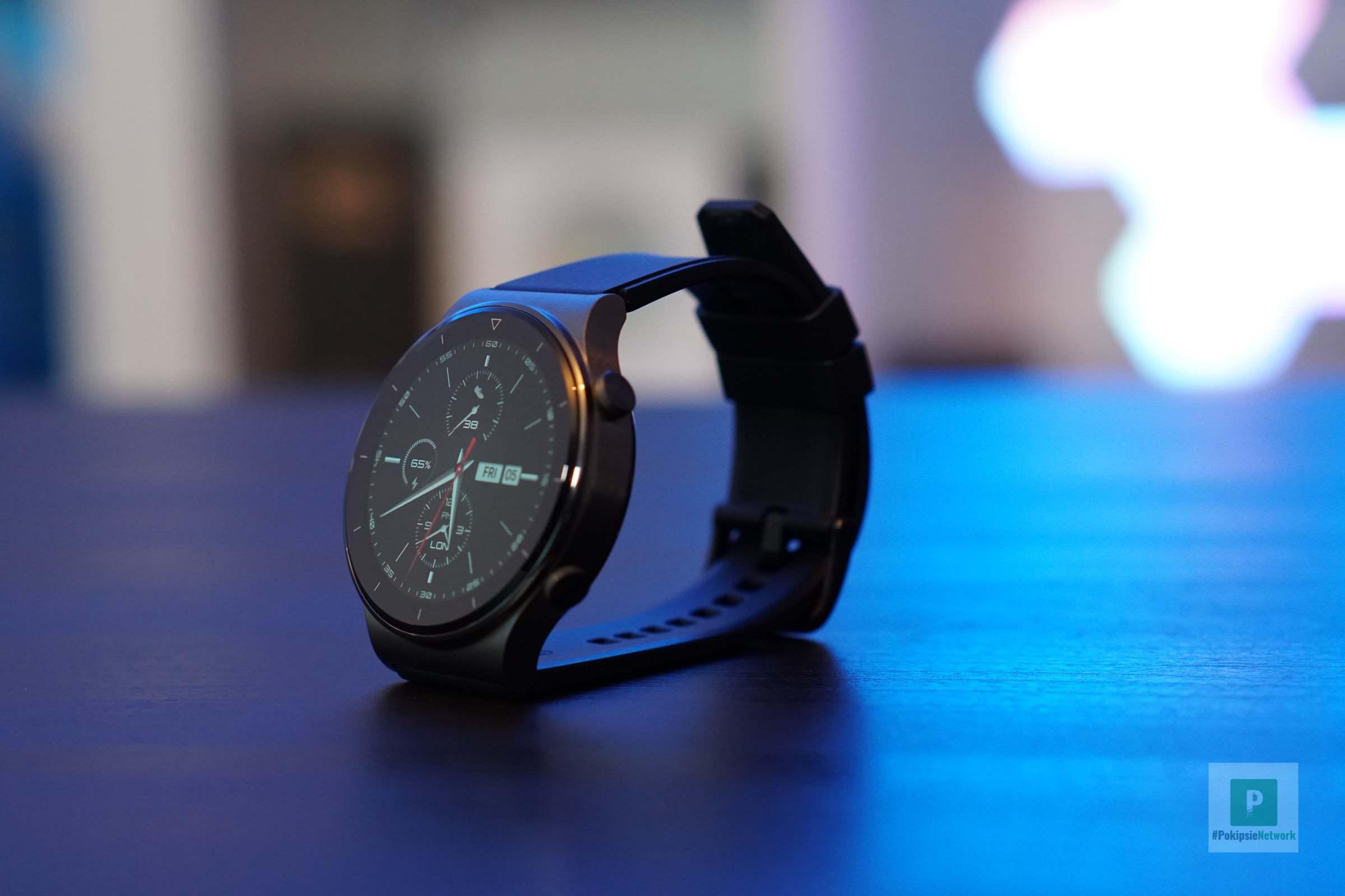 Die Smartwatch von vorne
