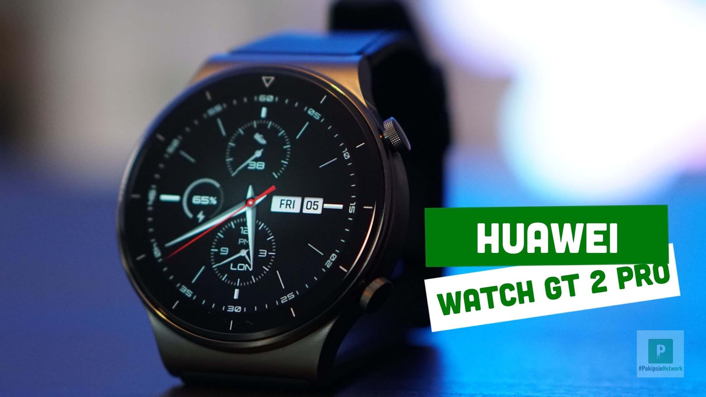 Video – Huawei Watch GT 2 Pro