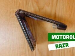 Klapp Smartphone Motorola Razr