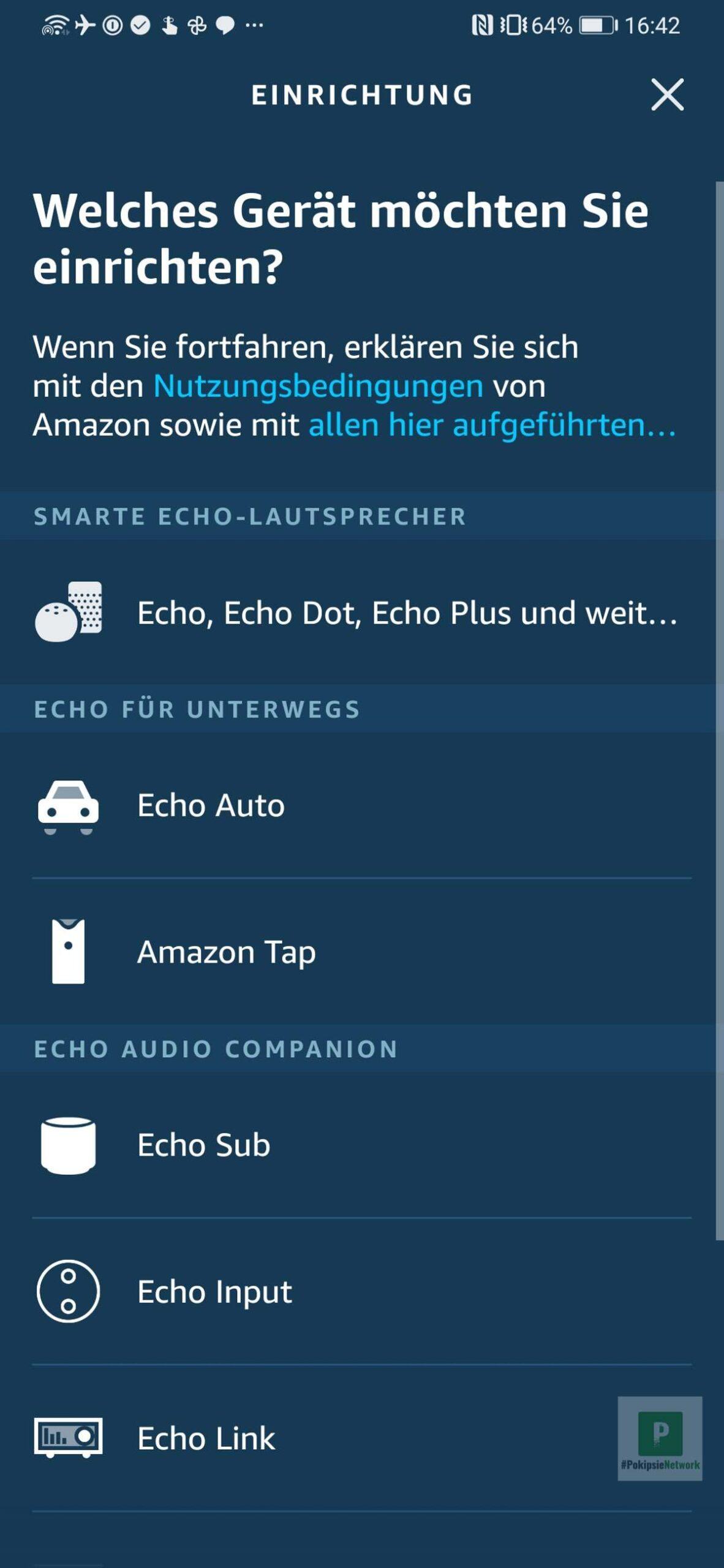Welcher Echo?