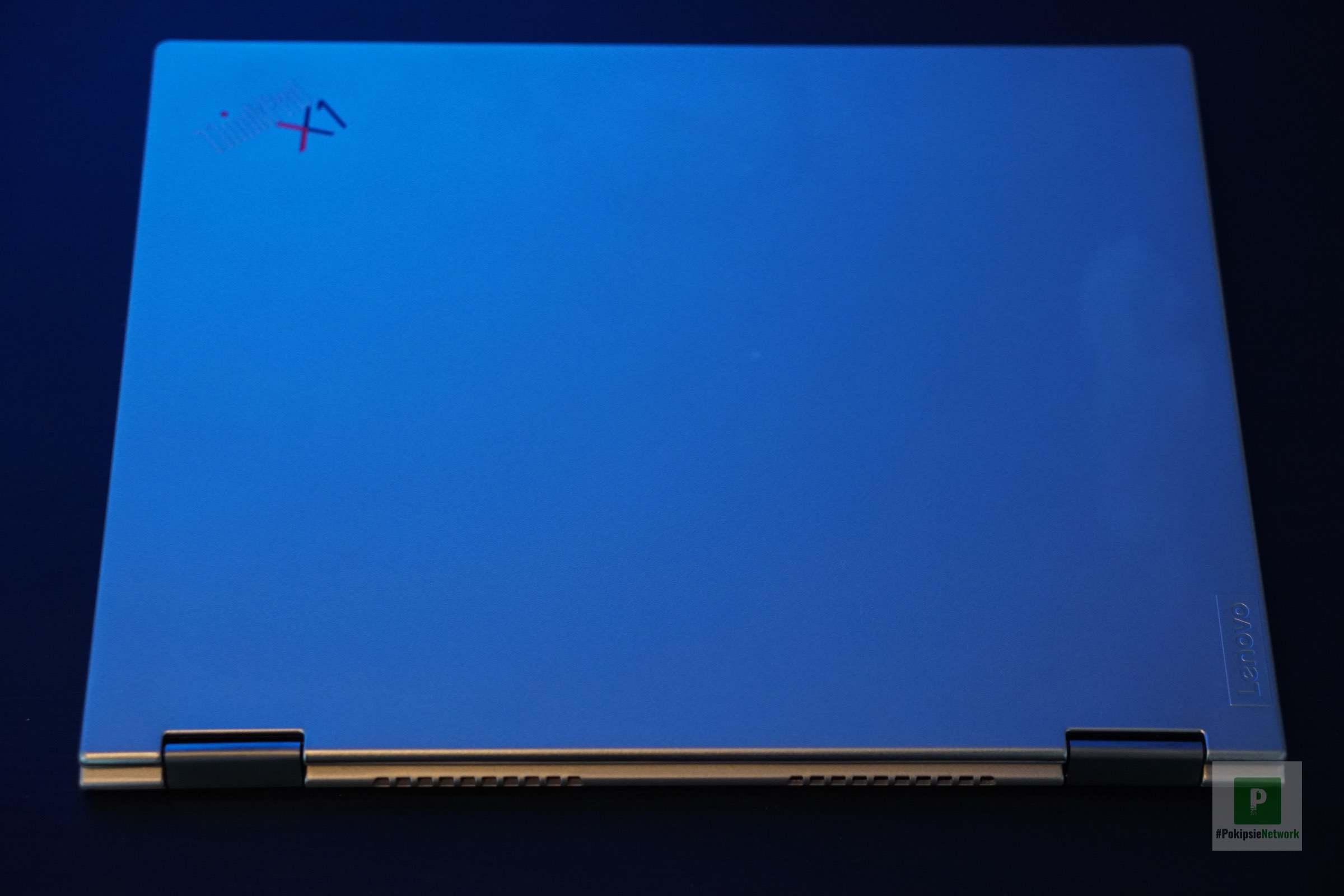 Das Ultrabook von oben