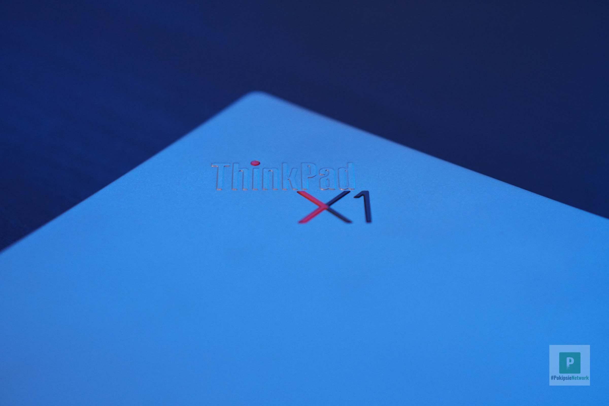 Der ThinkPad X1 Brand