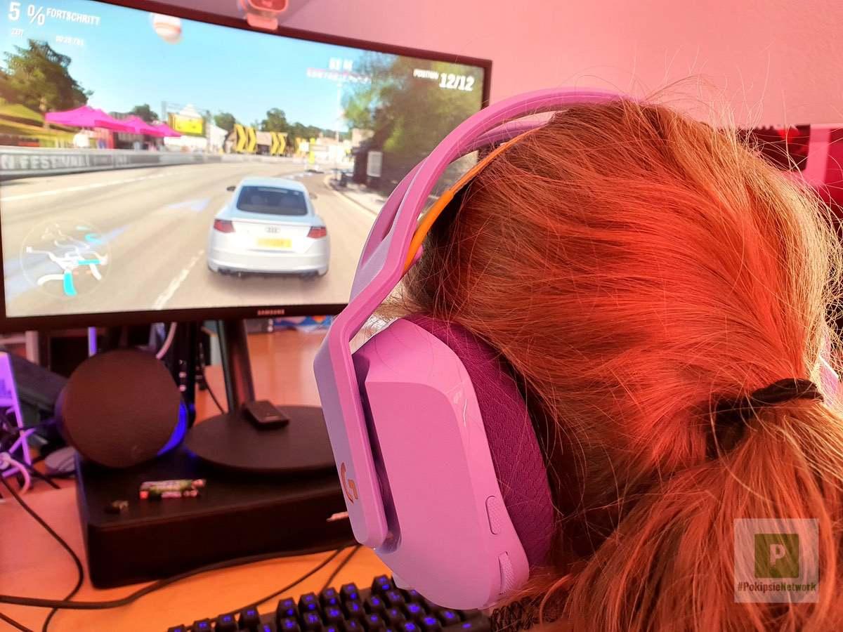 Logitech G733 Test – Bunter Gaming Kopfhörer für meine Tochter