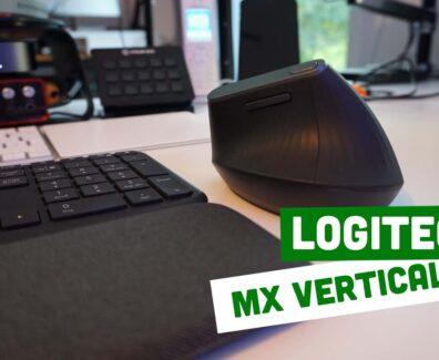 Logitech MX Vertical