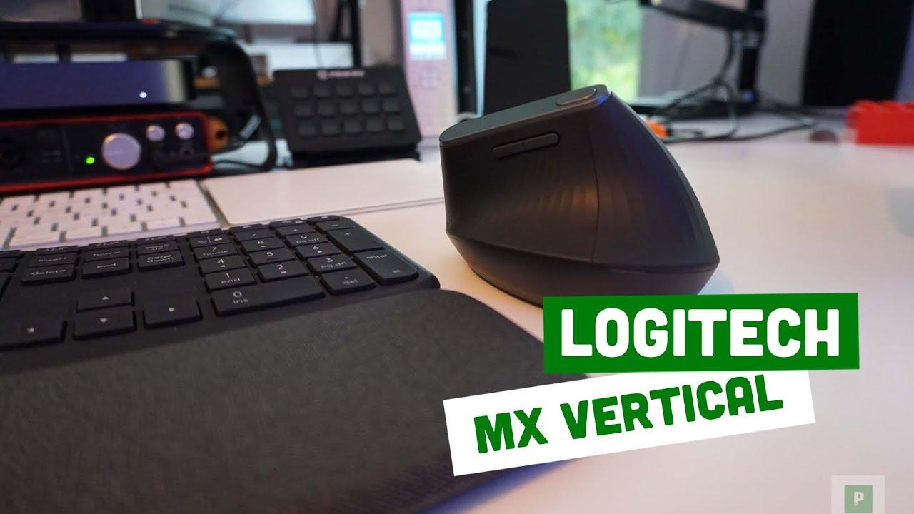 Video – Logitech MX Vertical